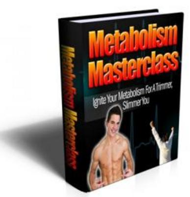 Product picture Metabolism Master Class